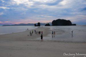 Langkawi Malaysia Tanjung Rhu Resort Beach Kids