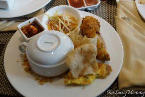 Langkawi Malaysia Tanjung Rhu Resort Room Service Food