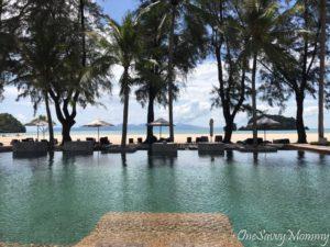 Langkawi Malaysia Tanjung Rhu Resort Pool