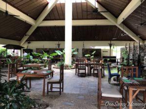 Langkawi Malaysia Tanjung Rhu Resort Breakfast