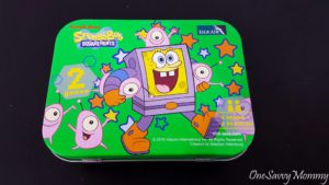 Langkawi Malaysia Silk Air Kids Activity Spongebob
