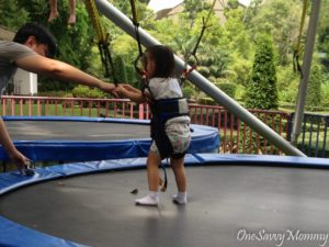 Singapore Zoo Special Experiences Mega Bounce