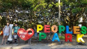 Davao City People's Park