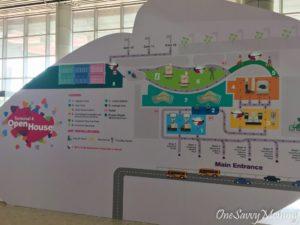 Singapore Changi Airport Terminal 4 Map