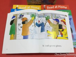 Read at Home Books
