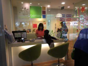 Berries Kembangan Centre