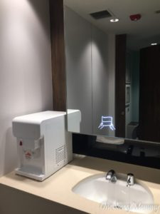 Singapore Changi Airport Terminal 4 Baby Room