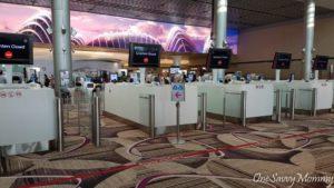 Singapore Changi Airport Terminal 4
