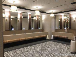Singapore Changi Airport Terminal 4 Washroom