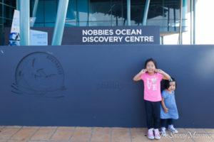 Melbourne Phillip Island Nobbies Ocean Discovery Centre