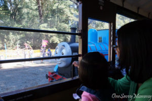 Melbourne Puffing Billy Thomas Train