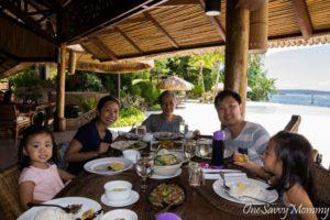Pearl Farm Beach Resort Restaurant