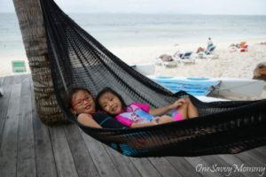 Rawa Island Beach Swing