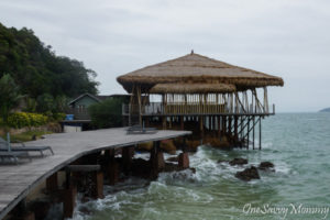 Rawa Island View