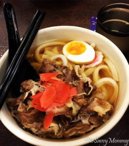 Taipei 101 Basemenet Beef Noodles Soup