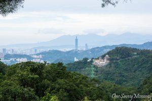 Taipei Maokong Gondola Ride View