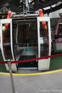 Maokong Gondola Crystal Cabin
