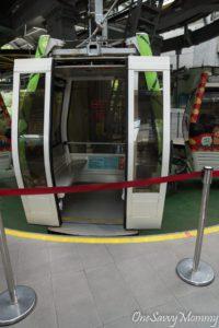 Maokong Gondola Regular Cabin
