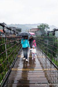Bridge to Shifen Old Street