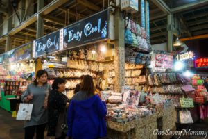 Shilin Night Market Taiwanese bags and pouches