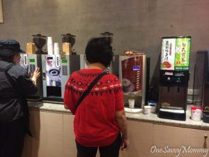 Taipei Diary Hotel Breakfast Food