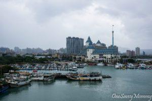 Taipei Tamsui Fisherman's Wharf