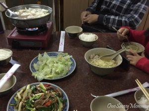 Yangminshan Macao Hot Spring Food