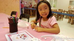 Hello Kitty Town JB Art craft