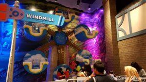 Hello Kitty Town Thomas Town Windmill Ride