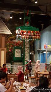 Hello Kitty Town Thomas Town Drop Ride