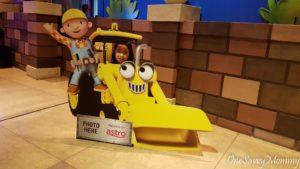 Hello Kitty Town Thomas Town Bob the Builder