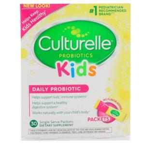 Kids Eczema Probiotics Culturelle