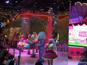 Hello Kitty Town JB Show