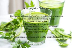 Green Juicing Recipe