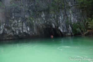 Puerto Princesa Palawan with the Kids Underground River