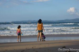 Puerto Princesa Palawan with the Kids Beach