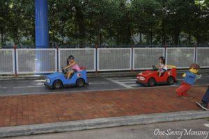 Legoland Malaysia Junior Driving School