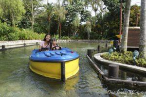 Legoland Malaysia Boating School