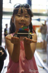 Legoland Malaysia Build and TestLego Car Racing
