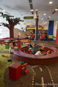 Legoland Hotel Malaysia Play Area