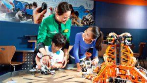 Legoland Malaysia Lego Mindstorms
